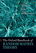 The Oxford Handbook of Random Matrix Theory