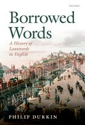 Cover for Borrowed Words