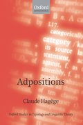 Cover for Adpositions