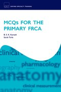 Cover for MCQs for the Primary FRCA