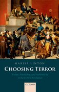 Cover for Choosing Terror
