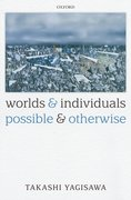 Cover for Worlds and Individuals, Possible and Otherwise