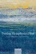 Cover for Putting Metaphysics First