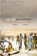 Cover for War By Agreement