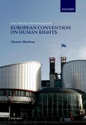 Cover for Cases, Materials, and Commentary on the European Convention on Human Rights
