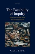 Cover for The Possibility of Inquiry