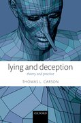 Cover for Lying and Deception