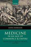 Cover for Medicine in an age of Commerce and Empire
