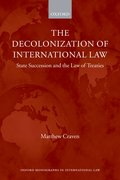 Cover for The Decolonization of International Law