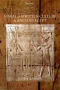 Cover for Visual and Written Culture in Ancient Egypt