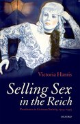 Cover for Selling Sex in the Reich