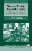 Cover for Neutron Protein Crystallography