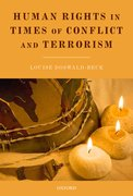 Cover for Human Rights in Times of Conflict and Terrorism