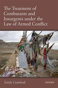 Cover for The Treatment of Combatants under the Law of Armed Conflict