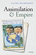 Cover for Assimilation and Empire