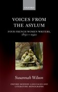 Cover for Voices from the Asylum