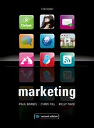 Baines, Fill, & Page: Marketing 2e