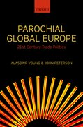Cover for Parochial Global Europe