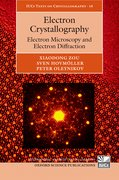 Cover for Electron Crystallography