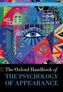 Cover for Oxford Handbook of the Psychology of Appearance