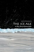 Cover for The Ice Age: A Very Short Introduction