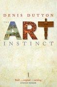 Cover for The Art Instinct