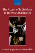 Cover for The Access of Individuals to International Justice