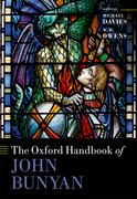 Cover for The Oxford Handbook of John Bunyan