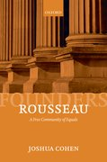 Cover for Rousseau