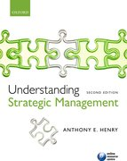 Cover for Understanding Strategic Management