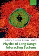 Cover for Physics of Long-Range Interacting Systems