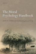 Cover for The Moral Psychology Handbook