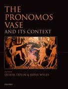 Cover for The Pronomos Vase and its Context