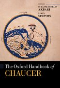 Cover for The Oxford Handbook of Chaucer