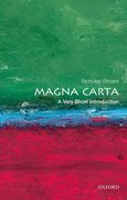 Cover for Magna Carta: A Very Short Introduction