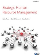 Cover for Strategic Human Resource Management