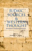 Cover for Judaic Sources and Western Thought