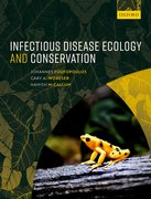 Cover for Infectious Disease Ecology and Conservation