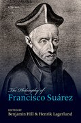 Cover for The Philosophy of Francisco Suarez