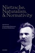 Cover for Nietzsche, Naturalism, and Normativity