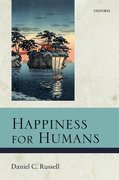 Cover for Happiness for Humans