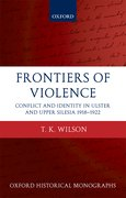 Cover for Frontiers of Violence