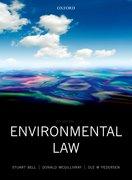 Bell, McGillivray & Pedersen: Environmental Law 8e