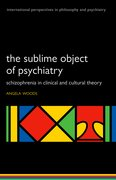 Cover for The Sublime Object of Psychiatry