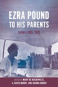 Cover for Ezra Pound to His Parents