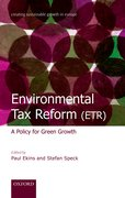 Cover for Environmental Tax Reform (ETR)