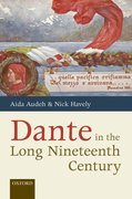 Cover for Dante in the Long Nineteenth Century