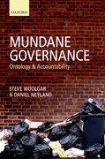 Cover for Mundane Governance
