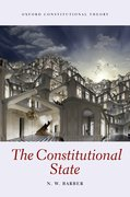 Cover for The Constitutional State