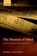 Cover for The Measure of Mind